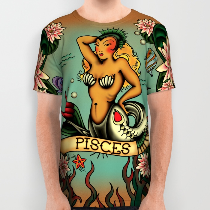 tattoo-pisces-r62-all-over-print-shirtsM